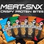 meat snx crispy protein bites